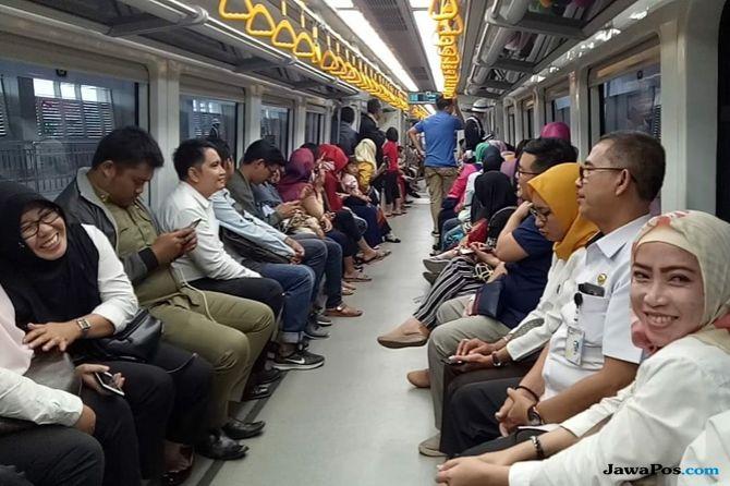 Soal LRT Palembang Mogok, Ini Penjelasan INKA