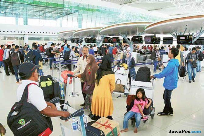 Bandara SAMS Sepinggan, Bandara Sepinggan Balikpapan, mobil hotel bandara sepinggan