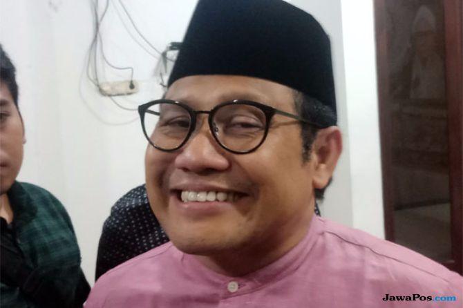 Ketua Umum Partai Kebangkitan Bangsa (PKS) Muhaimin Iskandar