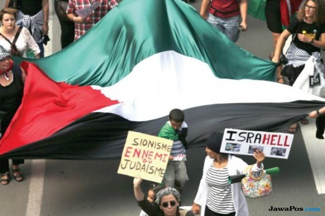 Soal Yerusalem, Saudi Cuek, Eropa Marah