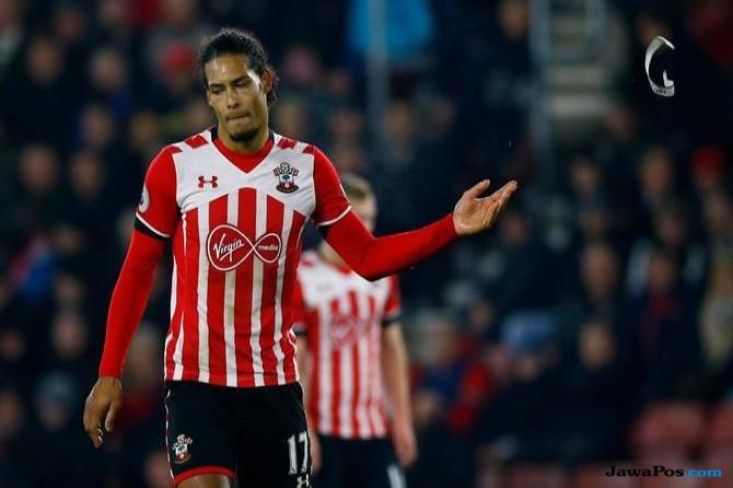 Southampton Buat Langkah Tepat Terkait Van Dijk