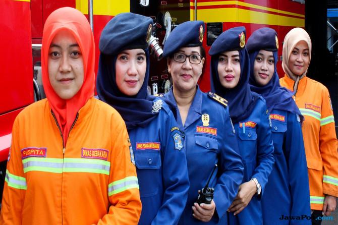 Srikandi-Srikandi Penakluk Bara Api Surabaya