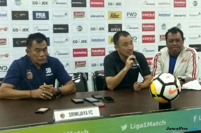 Sriwijaya FC, Liga 1 2018, Stadion Haji Agus Salim, Subangkit, Madura United