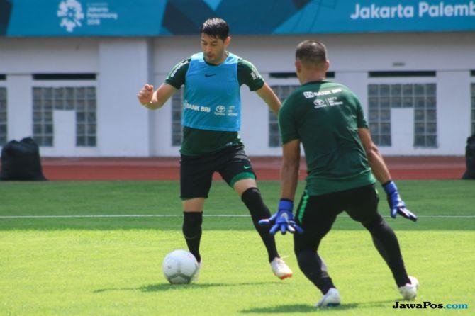 PSSI, Timnas Indonesia, Sriwijaya FC, Esteban Vizcarra, Marckho Sandy