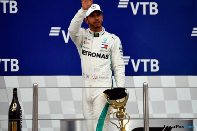 Lewis Hamilton, Mercedes, GP Rusia, Valtteri Bottas