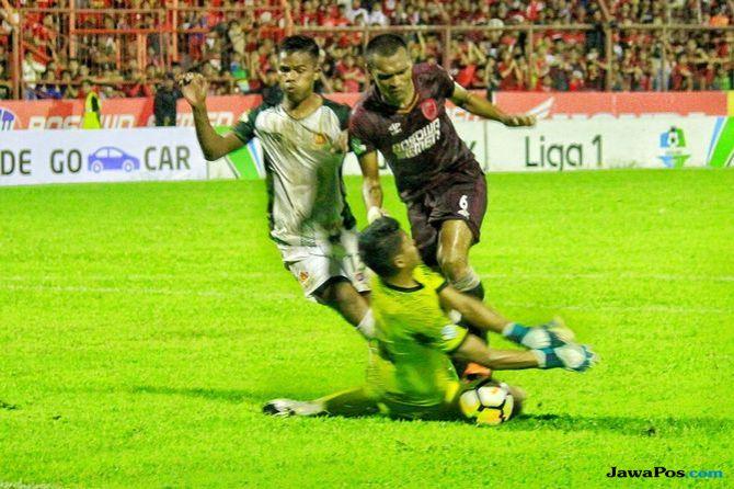 Borneo FC, PSM Makassar, Ferdinand Sinaga, Liga 1 2018