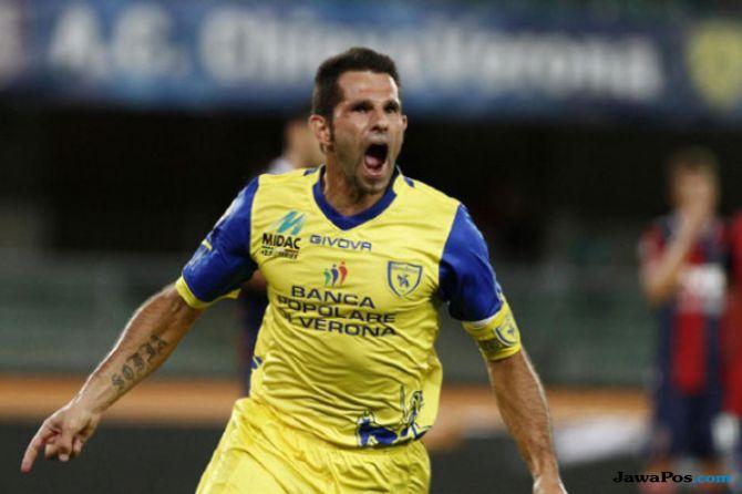 Sergio Pellissier, Chievo Verona, AC Milan, Serie-A 2018-2019