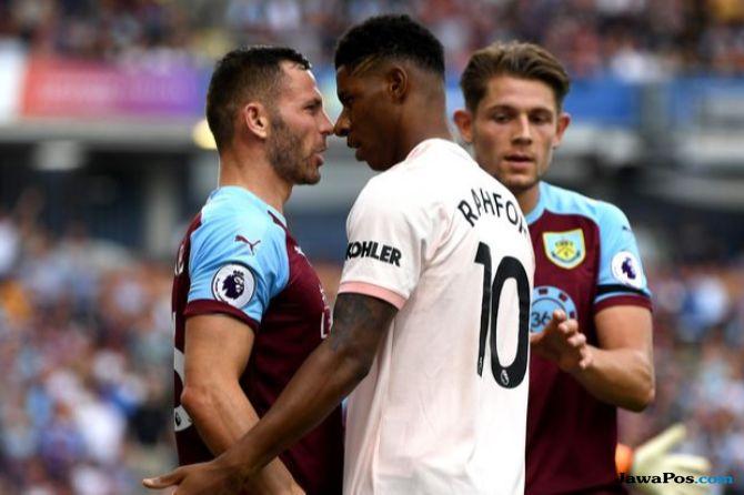 Premier league 2018-2019, Liga Inggris, Manchester United, Burnley