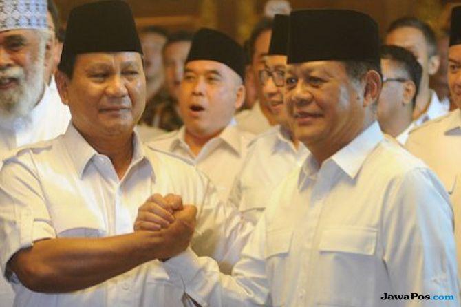 Prabowo dan Sudrajat