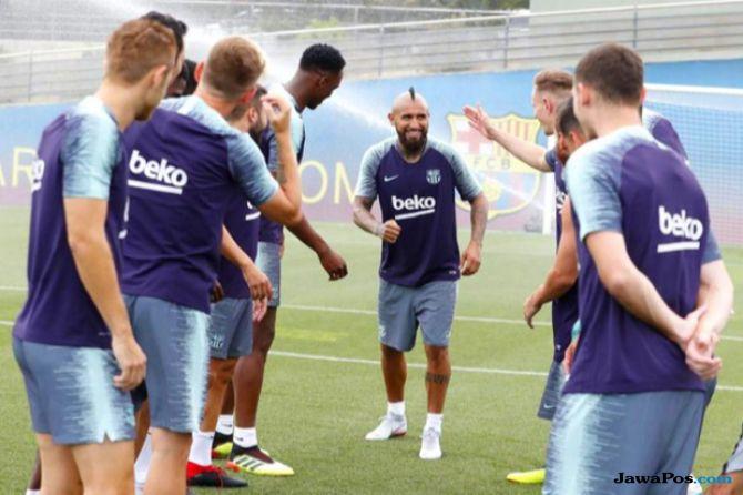 Barcelona, Arturo Vidal