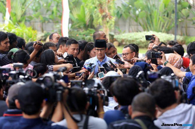 Sudirman Said Sebut Tim Pemenangan Prabowo-Sandi Juga Libatkan Ulama