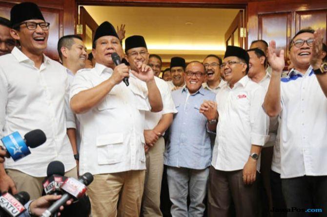 Suhud: Secara Prinsip Pak Prabowo Setuju Wagub DKI dari PKS
