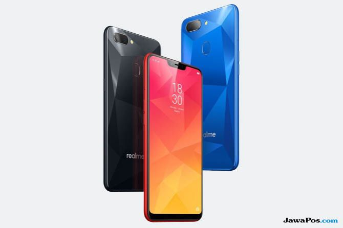Realme 2, Realme 2 Indonesia, Realme 2 India