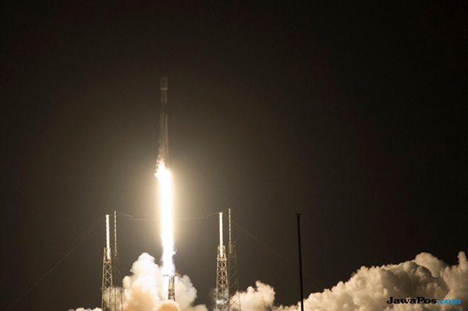 Sukses! Satelit Merah Putih Milik Telkom Mengorbit