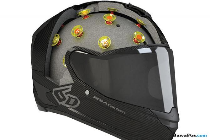 Suspensi Omni-Directional (ODS), Teknologi Pengaman Helm Teranyar