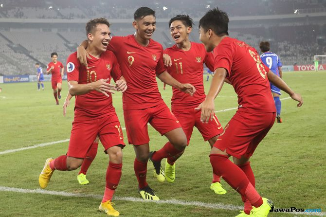 Susunan Pemain Indonesia U19 vs Qatar: Pertahankan The Winning Team