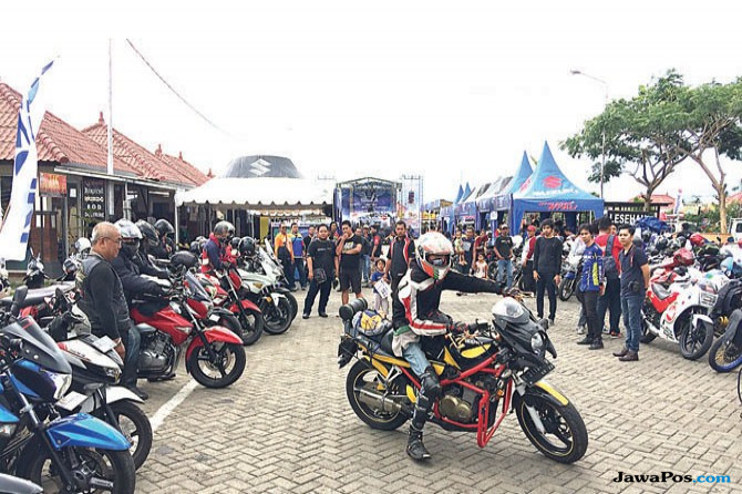 Penjualan motor Sport Suzuki