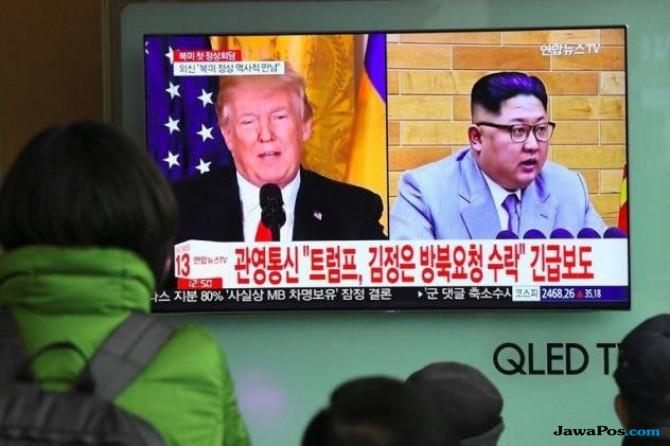 Swedia Siap Jadi Tuan Rumah Pertemuan Trump dan Kim Jong Un