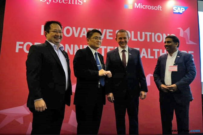 T-Systems, T-Systems transformasi digital, T-Systems industri kesehatan