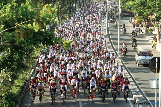 Gran Fondo Jawa Pos Suramadu 2017