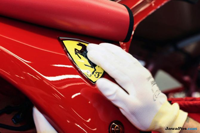 Tahun 2022, Ferrari Siap Luncurkan Model SUV