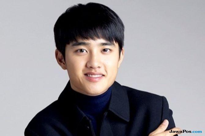 Tak Hadir, D.O. EXO Sabet 'Popularity Awards' di Buil Film Awards 2018