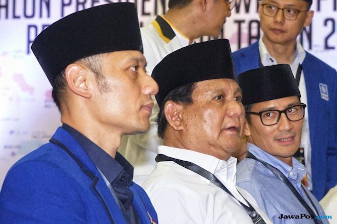 Prabowo Sandi AHY