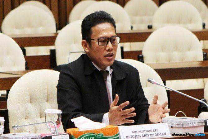 Tak Jadi Dirdik KPK, Aris Budiman Bakal Ditarik ke 'Kandang'