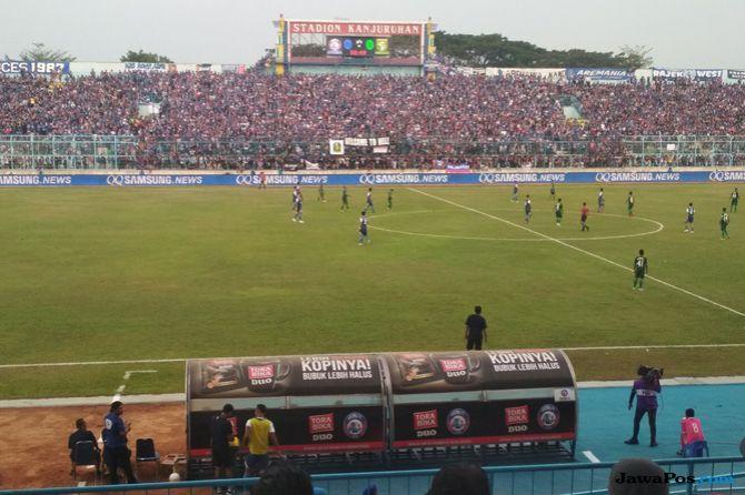 Arema FC, Aremania, Persebaya Surabaya, Liga 1 2018, Polsek, Videotron
