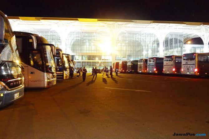 Tak Sesuai Kontrak, PPIH Tegur Perusahaan Bus Saudi