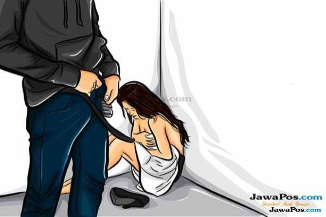 Tak Terima Digilir Enam Orang Pemuda, Korban Perkosaan Lapor Polisi