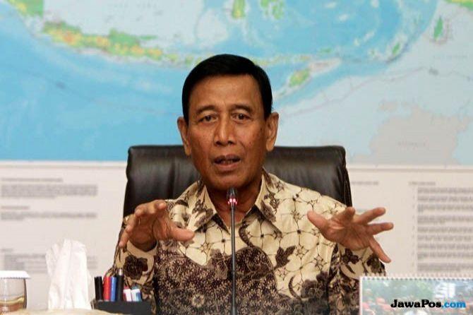 Tangani Pemilu dan Jaga  Kemanan, Wiranto Minta Anggaran Segini ke DPR