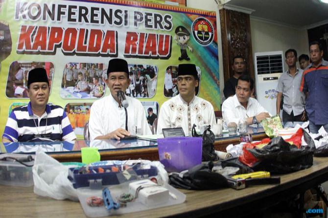 Tanggapi Cuitan Fahri Hamzah, Kapolda Riau Bilang Ini