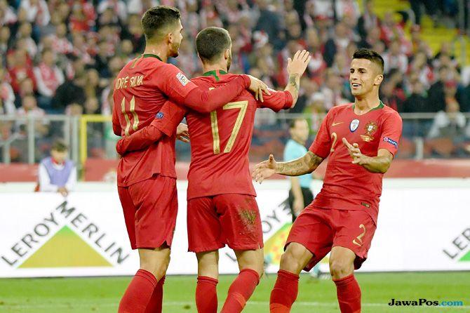 Portugal, Timnas Portugal, Polandia, UEFA Nations League