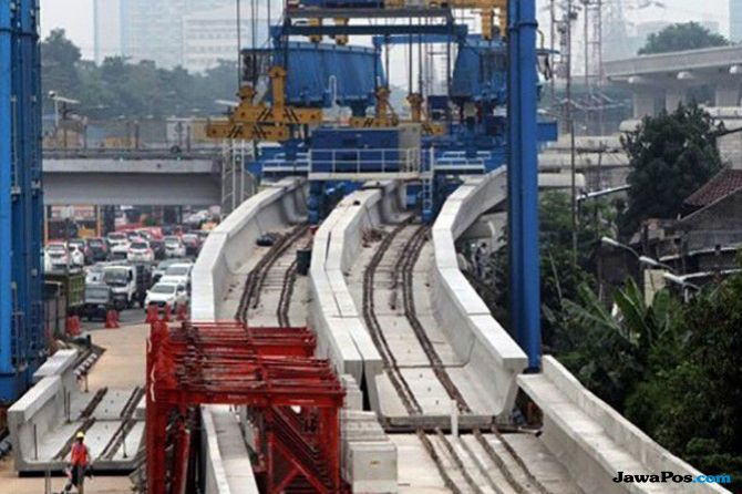Target Operasi Maret 2019, Pengerjaan MRT Sudah Mencapai 96,53 Persen