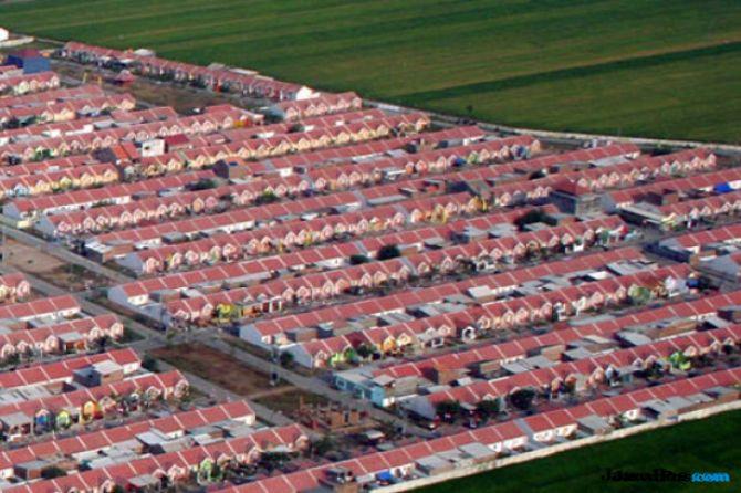 Target Pemerintah Tahun 2019: Hanya 5,4 Juta Orang Belum Punya Rumah