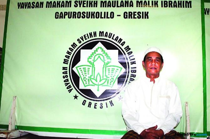 Taufiq Harris, Sosok di Balik Penataan Wisata Religi Kota Giri