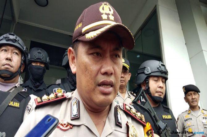 Kapolres Malang Kota AKBP Asfuri.