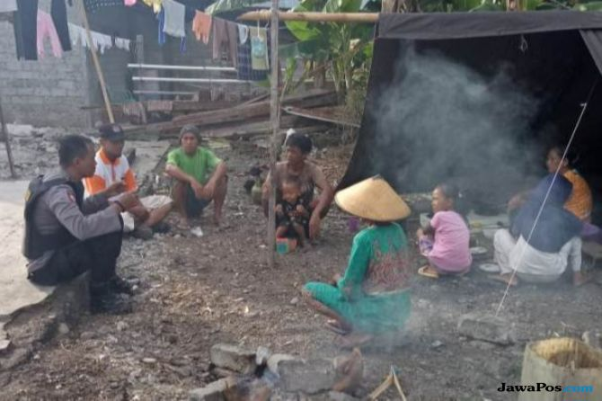 Tepis Kelaparan, Kapolres Donggala Sebut Adhar Meninggal Karena Asma