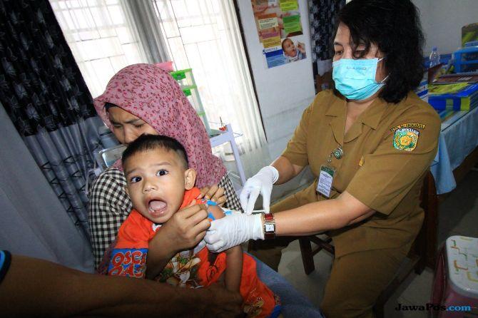 Terancam Muncul 64.979 Kasus Karena Rendahnya Imunisasi MR di Aceh