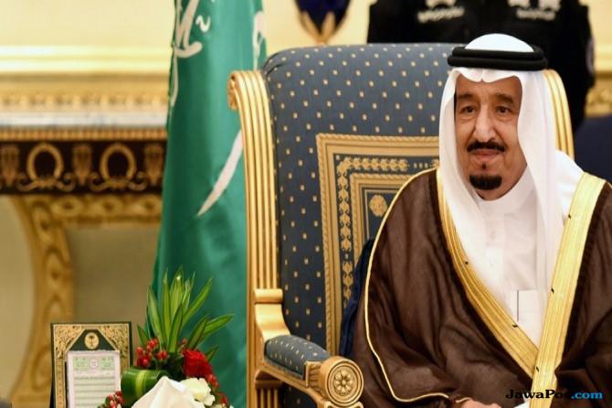 Terdengar Tembakan di Istana Saudi, Mungkinkah Kudeta?