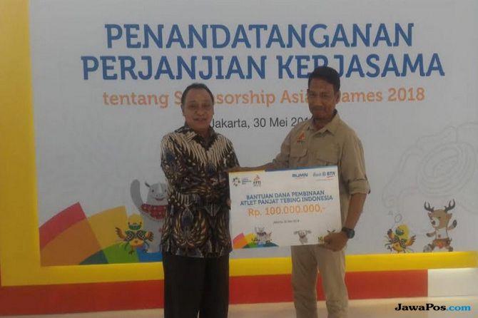 Panjat Tebing, Asian Games 2018, IFSC World Cup 2018