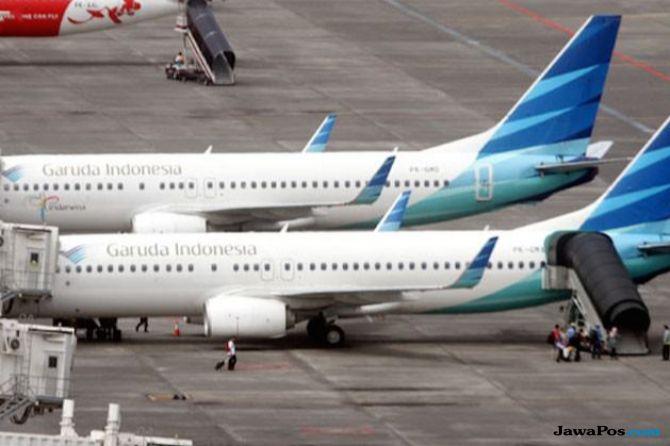 Terkena Imbas Gempa Lombok, Garuda Berikan Pilihan Ini Pada Penumpang
