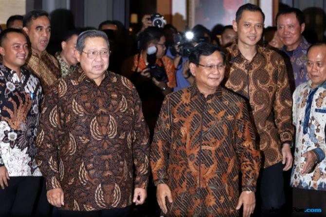 Ternyata Ini Alasan Demokrat Dukung Prabowo-Sandi