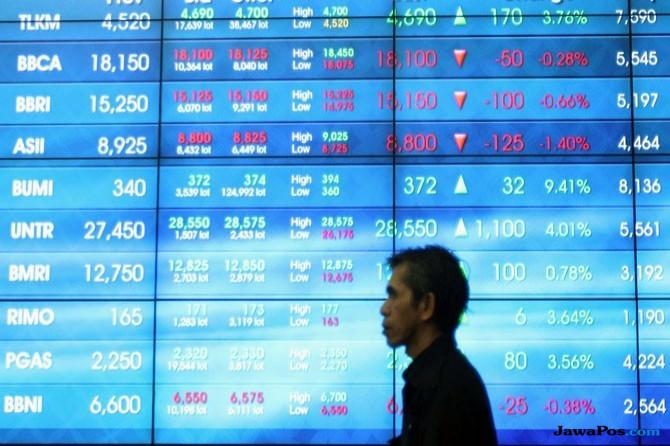 Teror Pengaruhi IHSG, BEI: Investor Mulai Cemaskan Keamanan Indonesia