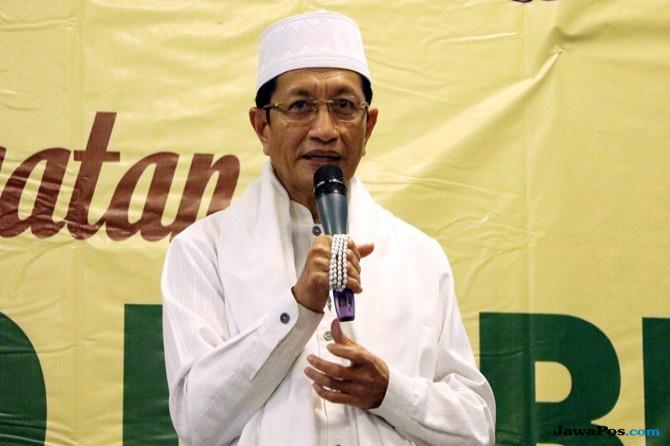 Imam besar masjid Istiqlal Nazaruddin