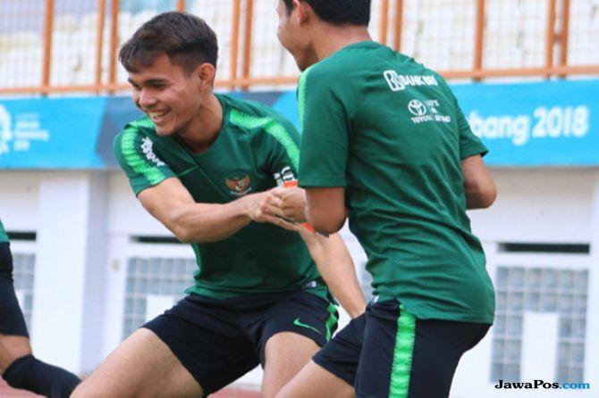 Timnas Indonesia, Indonesia menang 3-0 atas Myanmar, Rezaldi Hehanusa, Persija Jakarta, Alfath Fathier, madura united