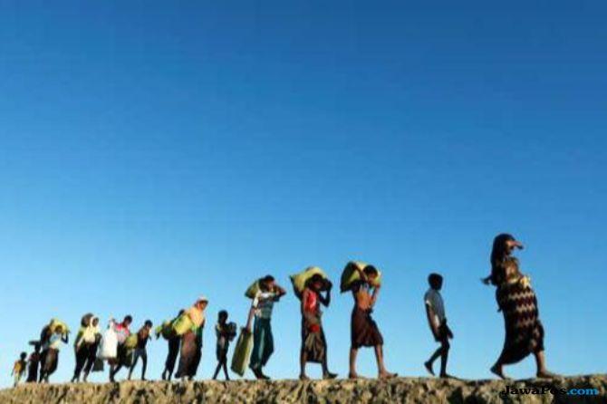 Terungkap, Militer Myanmar Rencanakan Genosida Muslim Rohingya