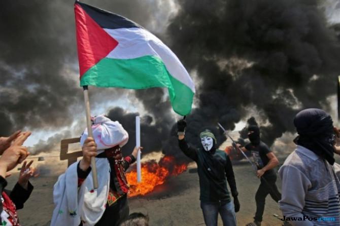 Tewaskan 60 Pengunjuk Rasa, Israel Tembak Mati Lagi 2 Warga Palestina