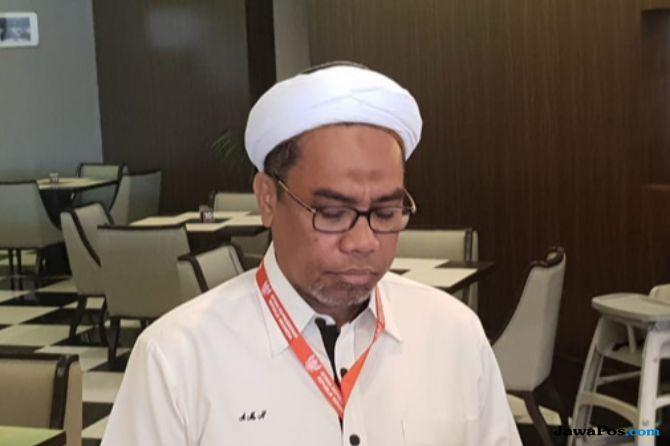 Ngabalin: TGB Dukung Jokowi, Ngabalin: Saya Sampai Merinding